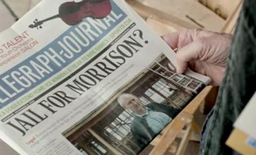 Jail for Morrison